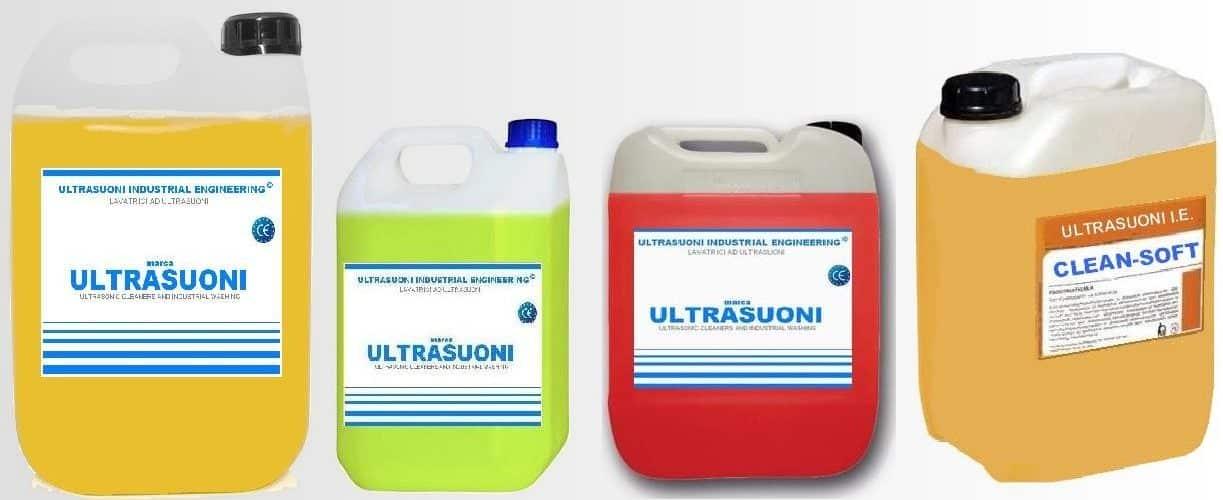 Detergenti e prodotti ecologici per la pulizia di superfici e metalli